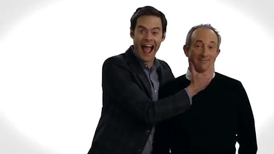 Kiss Cancer Goodbye ft. Bill Hader and Rob Riggle