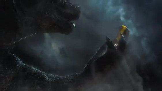 Godzilla - Fiat Commercial