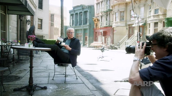 AARP - Is Ted Danson in a Good Place