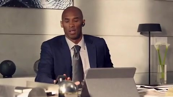 Kobe Bryant - GhostBusters Commercial