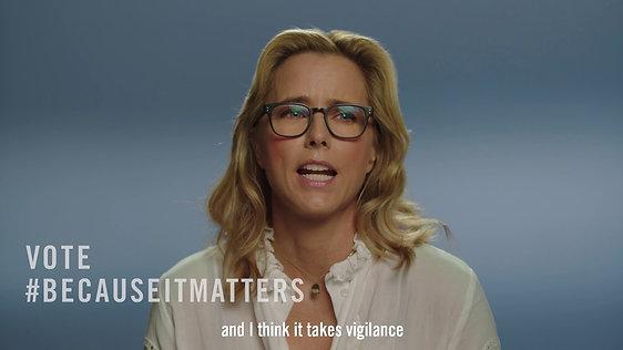 Because It Matters - Téa Leoni