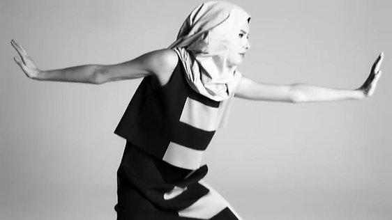 Vogue Japan ft. Shalom Harlow