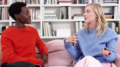 "Calvin Klein Introducing ""I Am Women"""