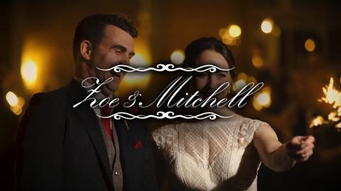 Zoe & Mitchell