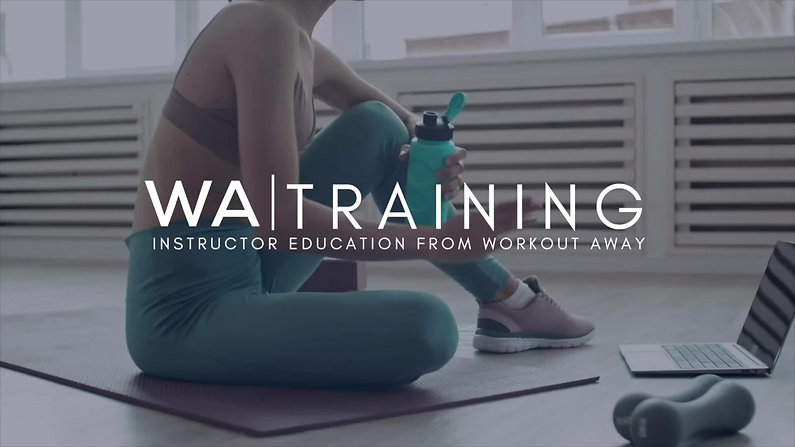 Teaching Group Fitness Online - From the Start