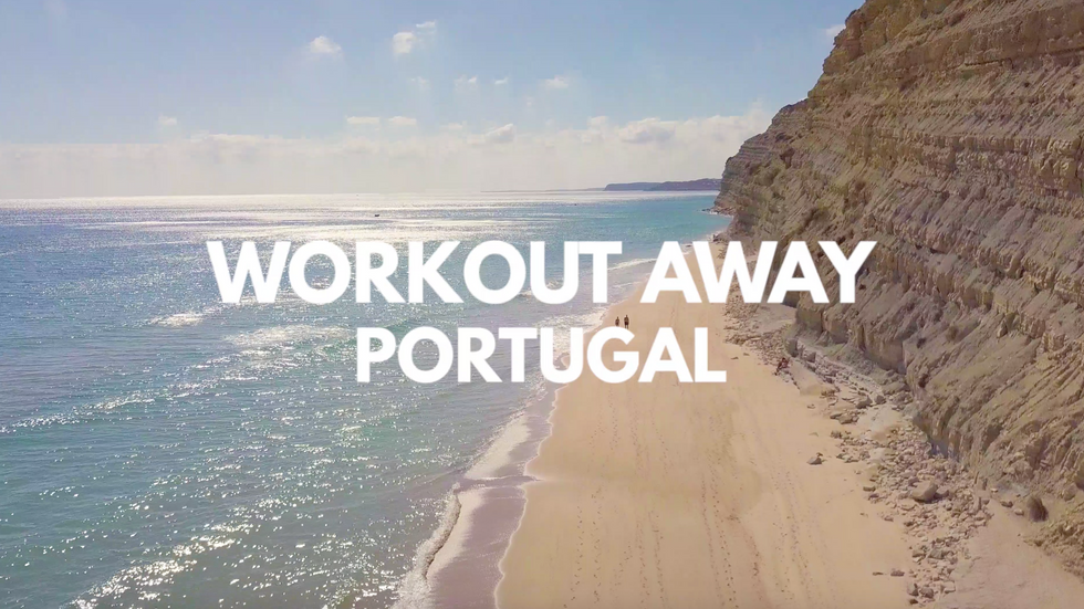 Workout Away Portugal