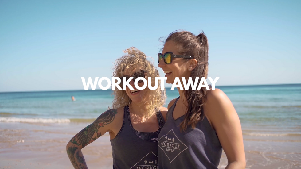 Workout Away Fitness Holidays