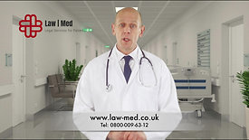 Law Med Solicitors Medical Advert with Music