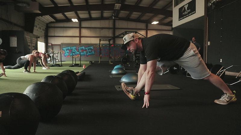 Fearless Fitness - Coach Hightlights