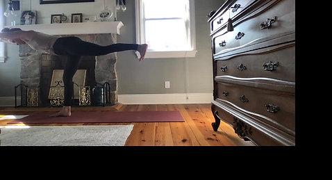 8/12 9:15am Power Yoga