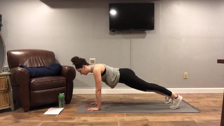 5/27 5pm Pilates