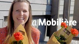 Surprise fleurie de La Mobilière
