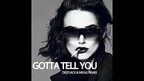 discowortex Deepjack & Mr. Nu - Gotta Tell You (Original Mix)