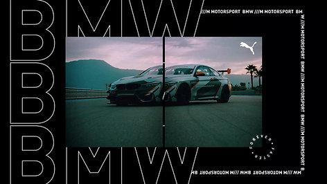 PUMA X BMW