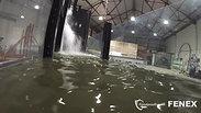 Final Flood Wall Test