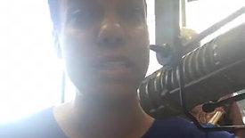 Ginger Knight on Radio Heaven 97 KHVN