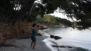Early Morning Tai Chi by the Mediterranean - Wu Style Tai Chi