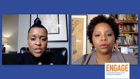 ENGAGE! Criminal INjustice: ft. Patrisse Cullors Co-Founder of #BLACKLIVESMATTERS