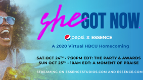 ESSENCE X Pepsi HBCU Homecoming