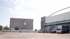 Inauguração do Aeroporto Indústria