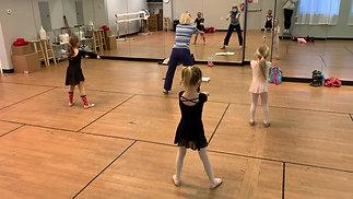 "Monday - K-1st Grade Ballet - ""Minnie's Bowtique"""