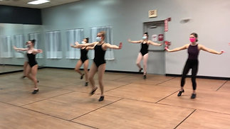"Monday - Senior Tap - ""Jewels of the Nile"" Part 2"