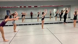 "Monday - Junior Ballet - ""Imagine"""