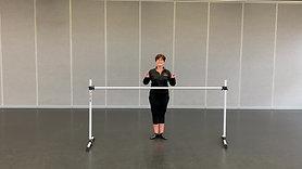 2nd-3rd Grade Ballet | Pique Exercise
