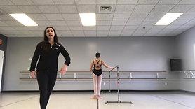 Int/Adv Ballet | Barre II