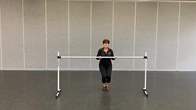 2nd-3rd Grade Ballet | Barre 1