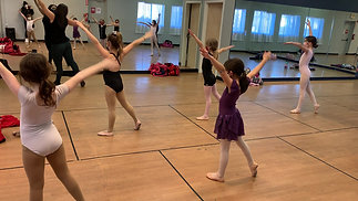 """Tuesday - 2nd-3rd Grade Ballet - """"At the Gala"""""""