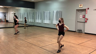 """Tuesday - Junior Tap - """"America's Sweethearts"""""""