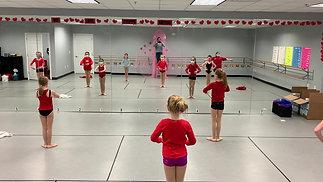 """Thursday - Mini Ballet - """"Sunshine in Capris"""""""
