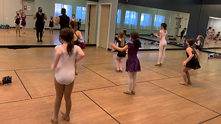 """Tuesday - 2nd-3rd Grade Jazz - """"Let's Bounce"""""""