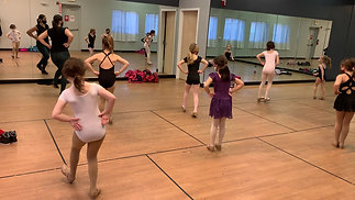 """Tuesday - 2nd-3rd Grade Tap - """"Trickle Trickle"""""""