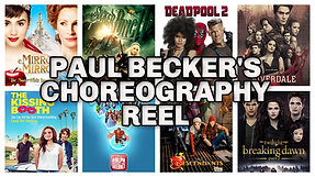 Paul Becker's Choreography Reel
