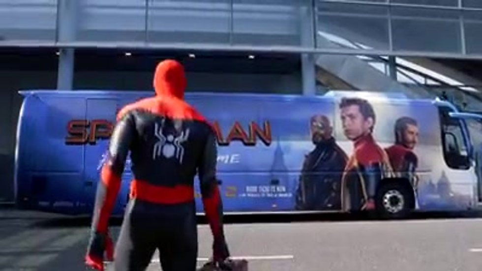 Spider-Man Far From Home - Dublin