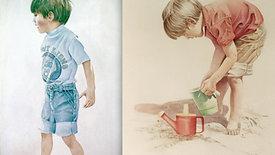 Watercolor - Patrick Zelinski