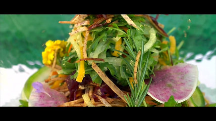 Crunchy Cuban 12 Vegetable Slaw
