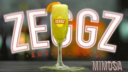 Mimosa Motion Menus Infinity Pour