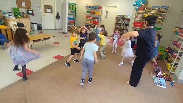 San Diego Yoga Class 2