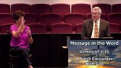 April 26th 2020 - A Fresh Encounter With God  - GCBC