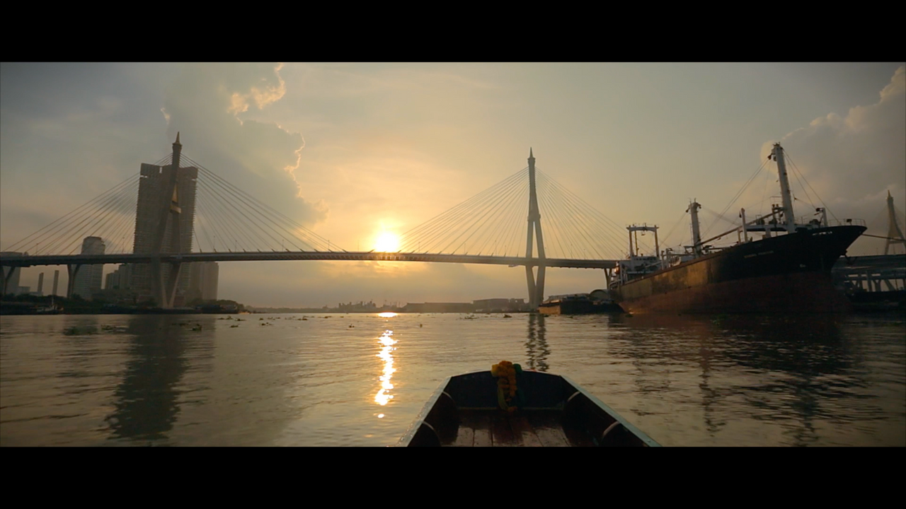 The boat lady of Bangkok - Winner Vimeo WEC
