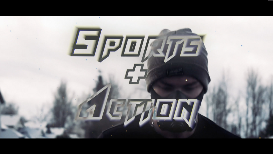 Sports & Action Videos