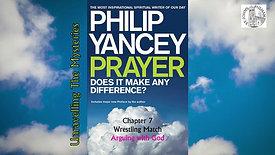 Prayer 7-2 Arguing with God