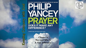 Prayer 4-2: The God Who Is - A Vest Difference