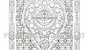 Astrolabe Teardrop   WIP