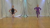 """""""Sleight of Feet"""" Ballet Reel by Janice Barringer"""
