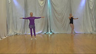 """""""Perpendicular Points"""" Ballet Reel by Janice Barringer"""
