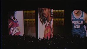 Nike X NBA Launch